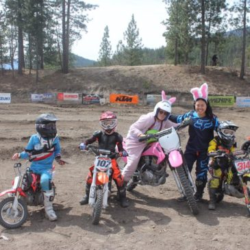 Opening Bear Creek Track – Easter Weekend
