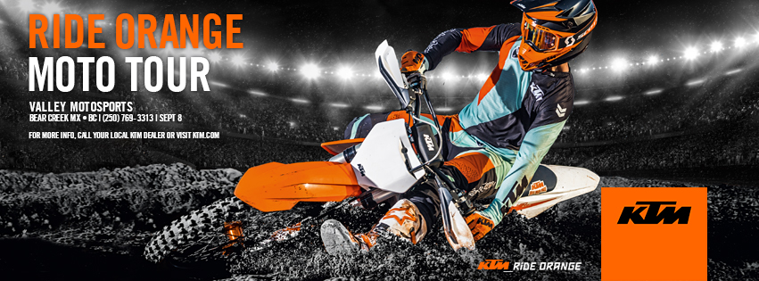 Ride Orange Moto Tour – September 8th